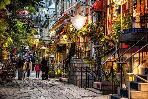 Restaurant Rue Mont Royale