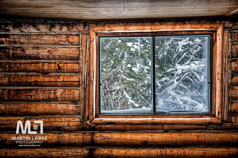 Martin labb photographe for Fenetre hiver